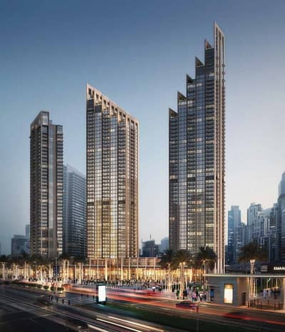 Brand New | Amazing payment plan| Burj khalifa view