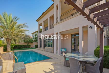 5 Bedroom Villa for Rent in Jumeirah Golf Estate, Dubai - Oakmont | Close to Cubhouse | June Move In