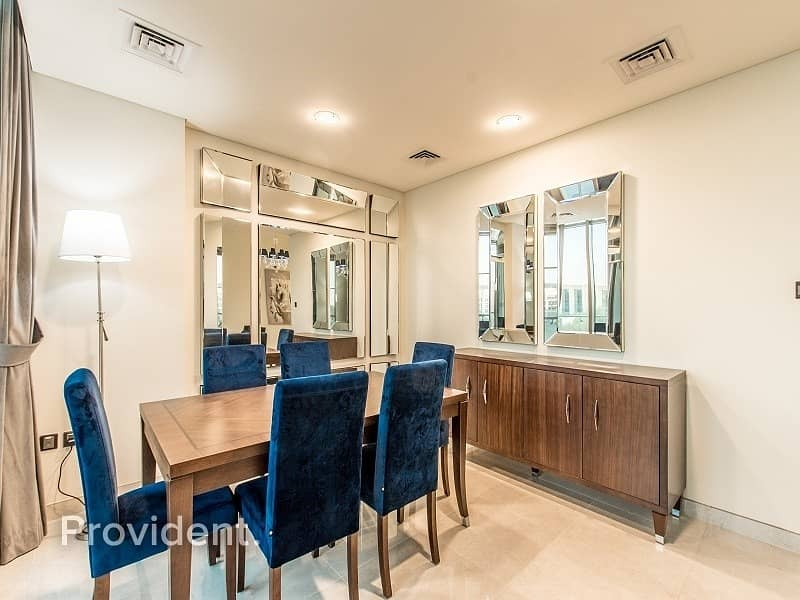 2 Luxurious fully furnished | Ready to move in