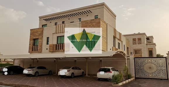 Studio for Rent in Mohammed Bin Zayed City, Abu Dhabi - Luxurious Apt For Couple  W/Free Internet,Parking,Wardrobe