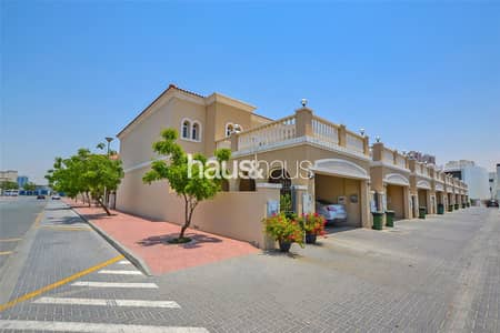 2 Bedroom Townhouse for Sale in Jumeirah Village Triangle (JVT), Dubai - Corner Plot | Upstairs Family Area | Renovated