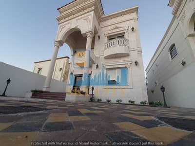 فیلا 5 غرف نوم للبيع في المويهات، عجمان - فيلا حجر بناء شخصي ثاني قطعه من المسجد خلفها مسجد مباشرة بناء شخصي
