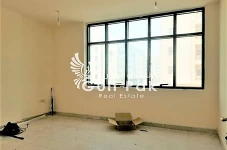 2 Bedroom Flat for Rent in Al Mushrif, Abu Dhabi - Spectacular 2BHK with balcony in Delma Street