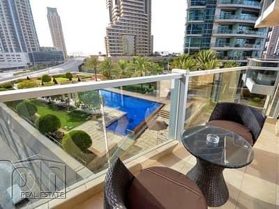فلیٹ 1 غرفة نوم للايجار في دبي مارينا، دبي - One Bedroom | Fully Furnished | High Spec