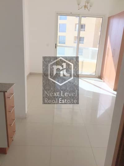Studio for Rent in Dubai Production City (IMPZ), Dubai - STUDIO WITH BALCONY AND PARKING IN LAKE SIDE-IMPZ
