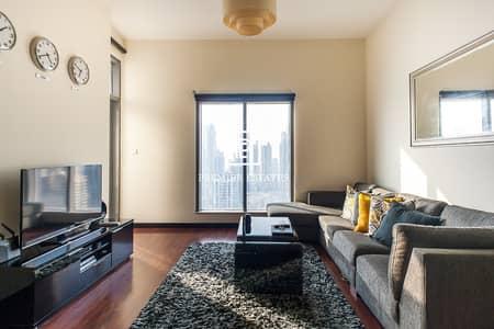 Spacious 1 Bedroom with laundry|Marina views