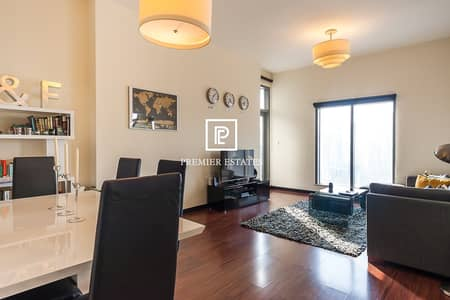 Spacious 1BR with laundry|Lake and Marina views