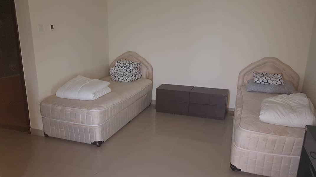 شقة في برج الكورنيش كورنيش عجمان 2 غرف 52000 درهم - 4614174