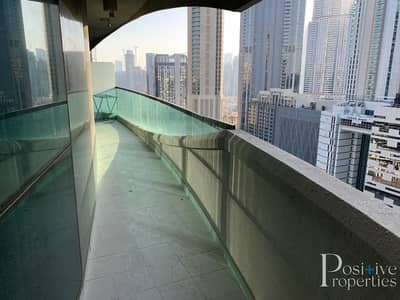 فلیٹ 2 غرفة نوم للايجار في وسط مدينة دبي، دبي - Cheap Price   Big Layout   Downtown View