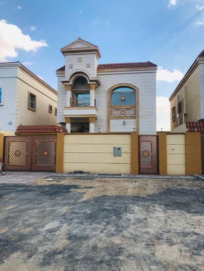 5 Bedroom Villa for Sale in Al Mowaihat, Ajman - high quality finished villa in a prime location in Ajman