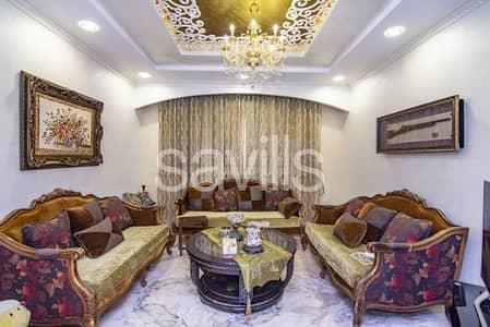 5 Bedroom Villa for Rent in Muwaileh, Sharjah - Corner villa luxury furniture and upgrade
