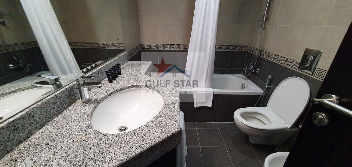8 High End Fully Furnished Studio - New Tower