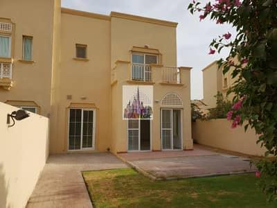 فیلا 3 غرف نوم للايجار في الينابيع، دبي - SPRINGS 11 TYPE 3E  BACK TO BACK  3BR+STUDY  110K