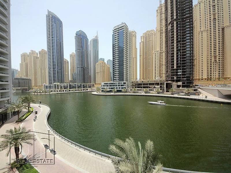 New Apartment | 1 Bed | Full Marina View