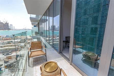 شقة 1 غرفة نوم للايجار في نخلة جميرا، دبي - Modern Luxury / Furnished or Unfurnished