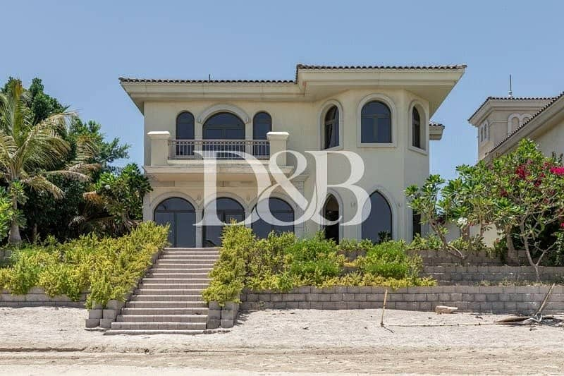 2 5 BR Atrium Entry Garden Home | Stunning Sea View