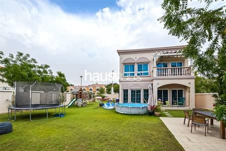 فیلا 2 غرفة نوم للبيع في مثلث قرية الجميرا (JVT)، دبي - New District 9 Listing | Corner Plot | Near Park