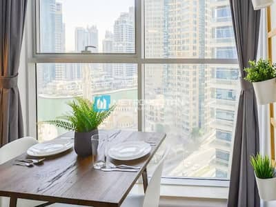 1 Bedroom Apartment for Rent in Dubai Marina, Dubai - Marina View | Spacious 1 Bed | Fully furnished