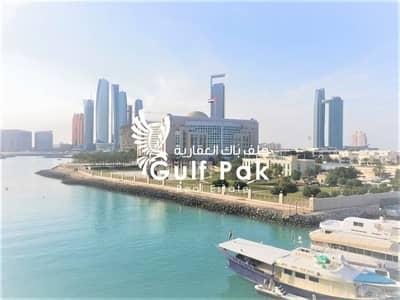 شقة 4 غرف نوم للايجار في شارع النصر، أبوظبي - شقة في شارع النصر 4 غرف 85000 درهم - 4614404