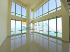 No Commission! Fully Sea View 3 M/BR Nation Tower