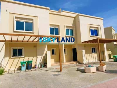 3 Bedroom Villa for Sale in Al Reef, Abu Dhabi - Own Your Newest Home Now w/ ZERO ADM Fees !