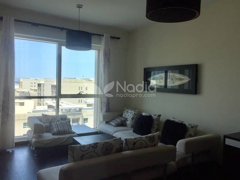 Furnished 1 Bedroom | Mosela | The Views