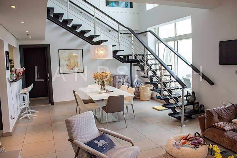 Huge 3BR+Maids room Apt in Jumeirah Heights