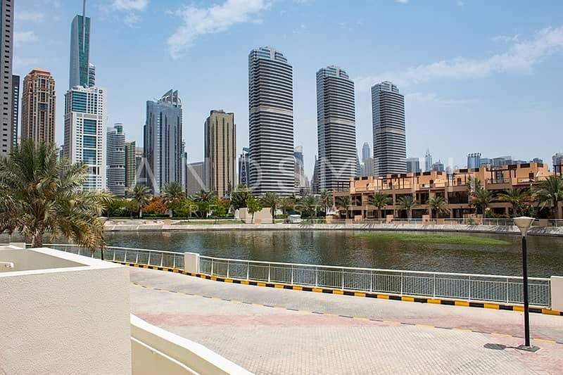 29 Huge 3BR+Maids room Apt in Jumeirah Heights