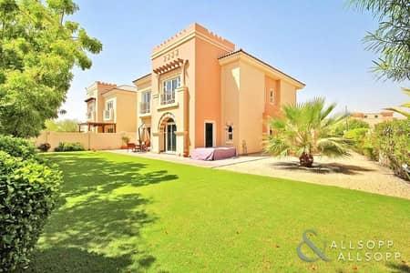 فیلا 5 غرف نوم للايجار في مدينة دبي الرياضية، دبي - 5 Bedrooms | Next To Park | Large Plot