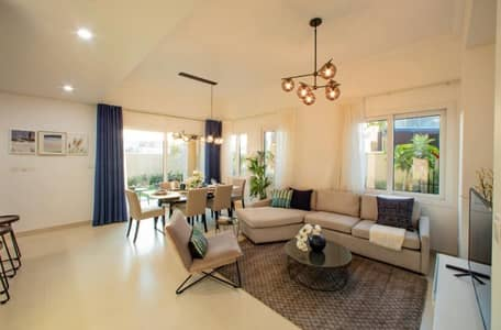 3 Bedroom Townhouse for Sale in Serena, Dubai - Spacious Villa | Corner Unit | Maid's and Storage Room