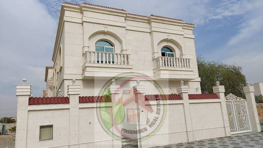 5 Bedroom Villa for Sale in Al Helio, Ajman - Own a villa in Ajman with bank installments instead of paying them for rent