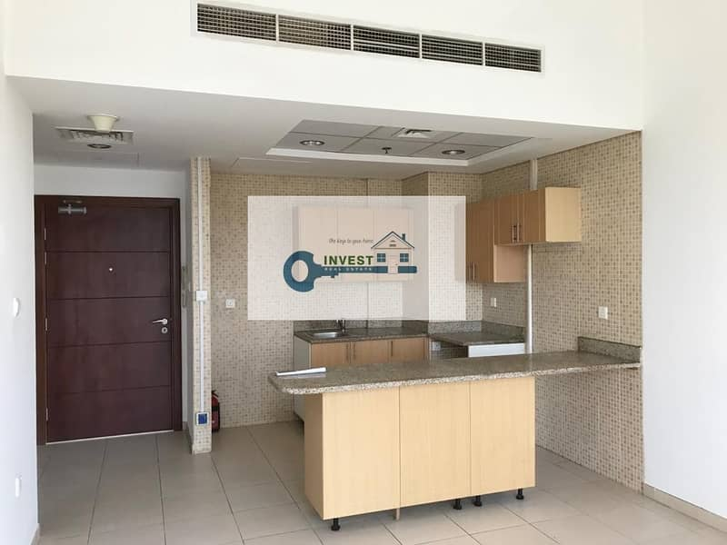 EID MUBARAK   12 CHEQUES   SPACIOUS AND BRIGHT 1 BEDROOM   WELL MAINTAINED APT.   CALL NOW