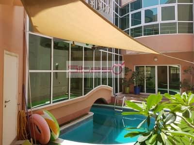 3 Bedroom Villa for Rent in Umm Suqeim, Dubai - Luxury 3BR with indoor private pool in Umm Suqeim