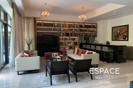 4 Bedroom Villa for Rent in DAMAC Hills (Akoya by DAMAC), Dubai - Beautiful Upgraded Villa | Facing Park and Pool