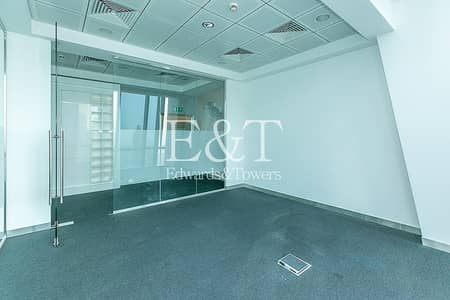 Office for Sale in Downtown Dubai, Dubai - Exclusive Fitted High Floor Blvd Plaza T