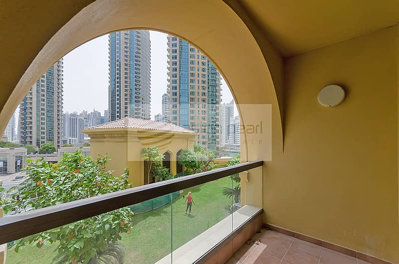 Largest and Refurbished 2BR+1 in Murjan 5 For Rent