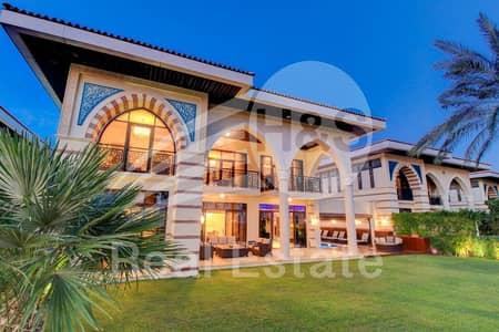فیلا 5 غرف نوم للبيع في نخلة جميرا، دبي - Ready 5 BR Villas in Zabeel Saray for Sale