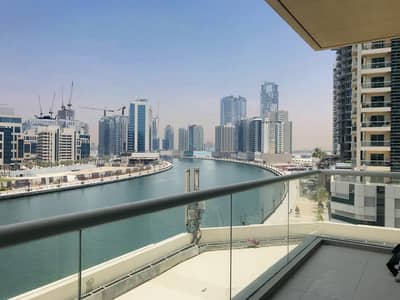 STUNNING & PANORAMIC LAKE VIEWS - 1 BED IN MAYFAIR RESIDENCY - WITH APPLIANCES