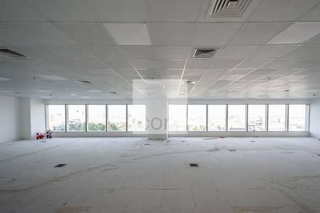 مکتب  للايجار في شارع الشيخ زايد، دبي - Available | Fitted Office | Amazing Views
