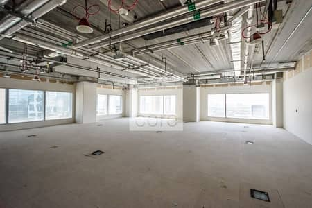 مکتب  للايجار في شارع الشيخ زايد، دبي - Spacious | Shell and Core | Prime Location