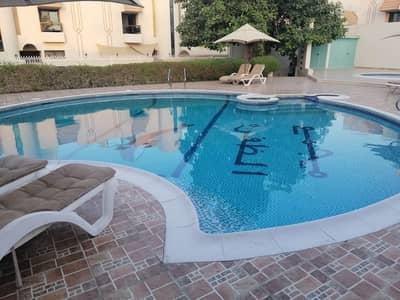 4 Bedroom Villa for Rent in Al Karamah, Abu Dhabi - Main