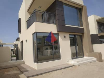 5 Bedroom Townhouse for Rent in Dubai Hills Estate, Dubai - CHEAPEST CORNER 5BR IN MAPLE2 BIGGER PLOT