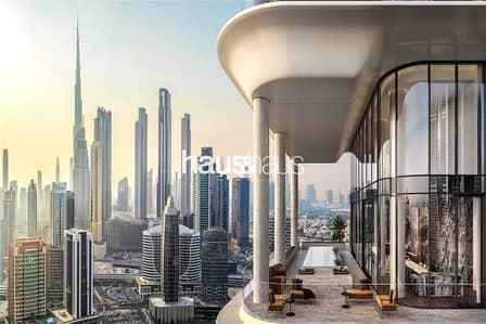 بنتهاوس 4 غرف نوم للبيع في الخليج التجاري، دبي - Super Penthouse   17