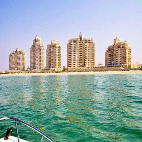 Enchanting Sea View | Lovely Studio | Furnished