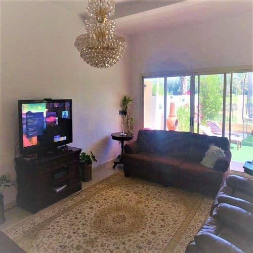 Furnished 4 Bedroom Townhouse | Splendid Golf View