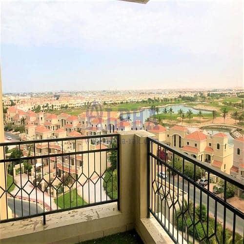 2 Lagoon View! 2 Bedroom | Semi-Furnished Apartment