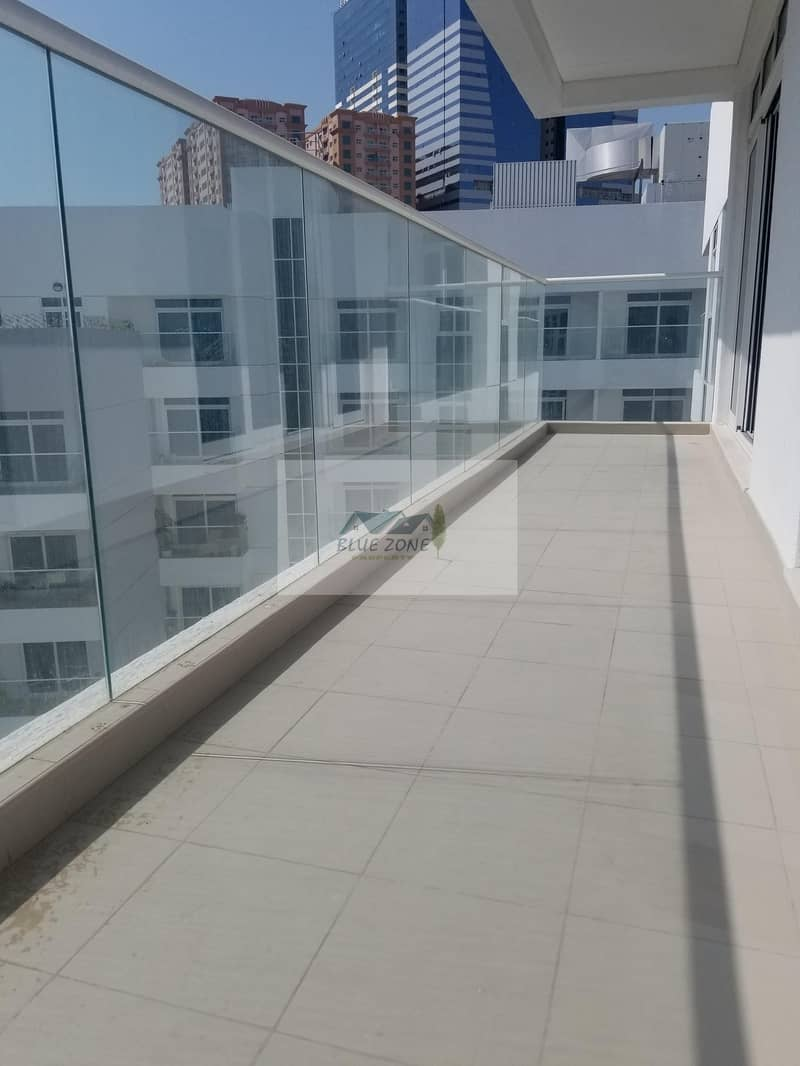 2 BRAND NEW 30 DAYS FREE 1BHK EXCELLENT FINISHING BIG BALCONIES POOL GYM 45K
