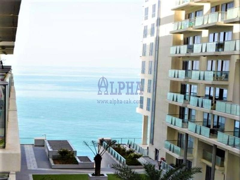 Partly Sea View! Lovely 2 Bedroom | Unfurnished