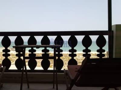 استوديو  للبيع في قرية الحمراء، رأس الخيمة - Beautiful Studio with Sea View | Furnished!