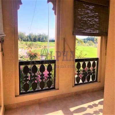 4 Bedroom Apartment for Rent in Al Hamra Village, Ras Al Khaimah - Golf View! 4BR+Maid's room | Furnished